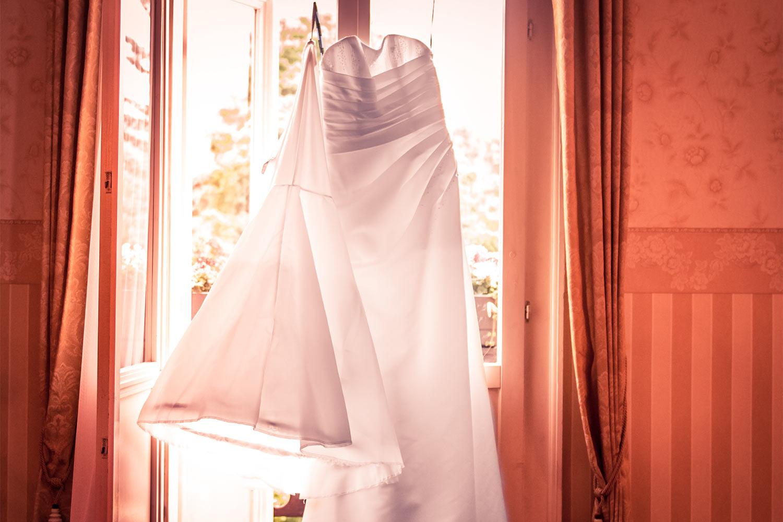 Hochzeitskleid . Meiningen 2015 (Foto: Jens Gutberlet)