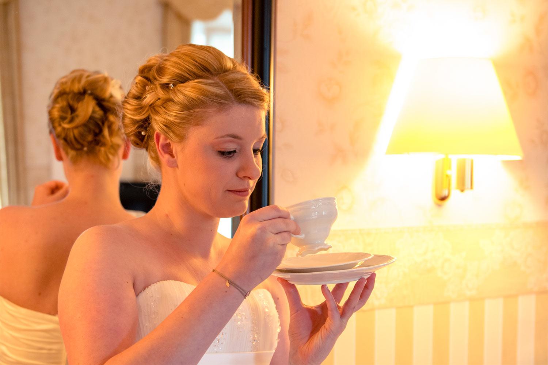 Hochzeits Warm Up Fotos