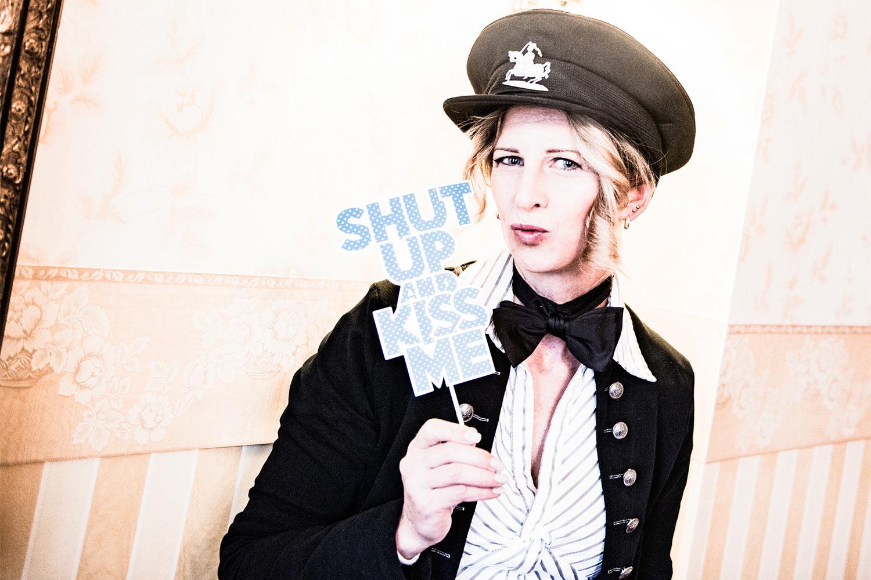 Shut Up . Meiningen 2015 (Foto: Jens Gutberlet)