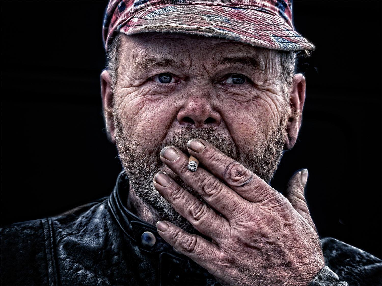 Raucher . Schleusingen 2014 (Foto: Jens Gutberlet)