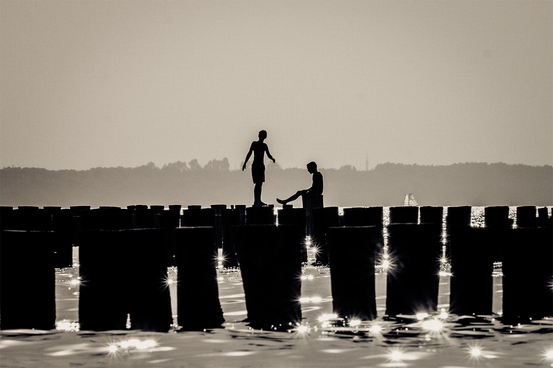 Schatten . Usedom 2017 (Foto: Jens Gutberlet)