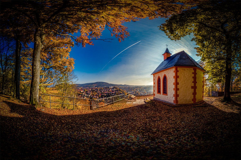 Herbst an der Ottilie . Suhl 2014 (Foto: Jens Gutberlet)
